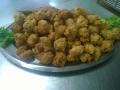 Frittelle di pasta cresciuta