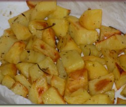 Patate al forno - Crazy chef