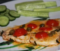 Pesce Spada al Vino bianco - Crazy Chef