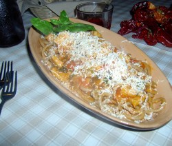 Pasta fresca e stocco - Crazy Chef