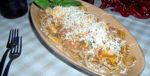 Pasta fresca e stocco - Crazy Chef