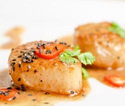 Capesante al forno - Crazy Chef