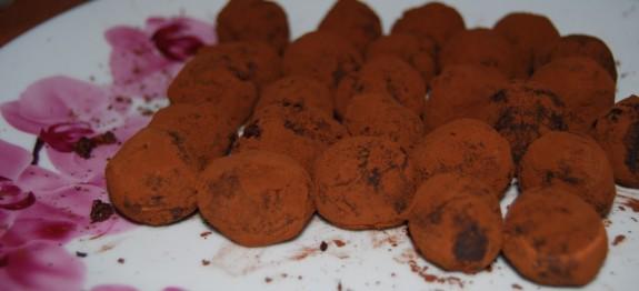 Tartufi al Cioccolato Crazy Chef