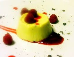 Panna cotta Crazy Chef