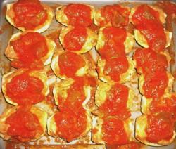 Zucchine ripiene al pomodoro - crazy chef