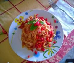 Tagliatelle al ragù - Crazy Chef