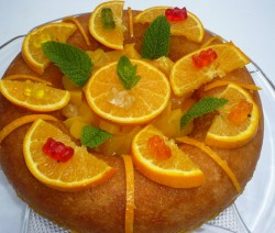 Savarin all'arancia - Crazy Chef