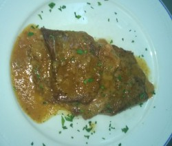 Saltimbocca alla romana crazy chef