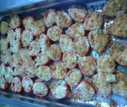 Pomodori gratinati Crazy Chef